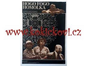 FILMOVÝ PLAKÁT A3 - HOGO FOGO HOMOLKA