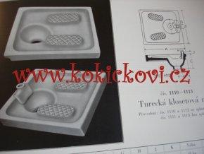 Reklamní katalog výrobků Ditmar Urbach Znojmo - sanitární keramika - A4 - 1937 fotografie
