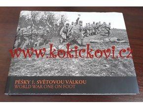 Pěšky 1. světovou válkou - objektivem neznámého vojáka, 2009