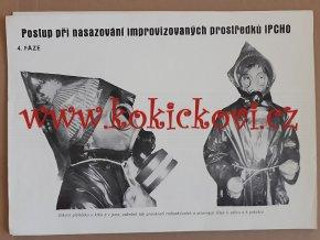 POUŽÍVÁNÍ MASKY CM3 NA ŠKOLÁCH ČSSR 1975 - A3 20 KS LISTŮ