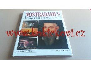 Nostradamus - Velká kniha předpovědí