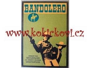 FILMOVÝ PLAKÁT A3 - BANDOLERO