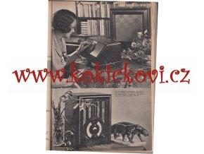 Mit meinem Radio auf Du und Du - Otto Kappelmayer - Berlin 1934 - originál výtisk
