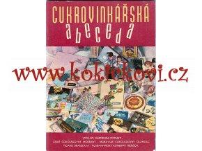Cukrovinkářská abeceda - České čokoládovny / Moravské čokoládovny / Figaro /