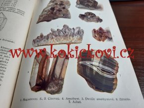 Ježek Boh.: Velký ilistrovaný přírodopis 5-6 - mineralogie