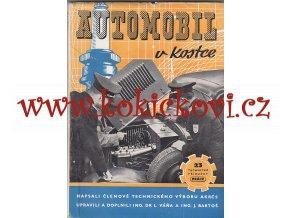 AUTOMOBIL V KOSTCE - 1950