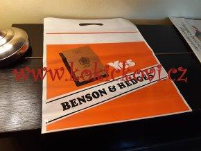 Benson & Hedges - originální igelitová taška z Tuzexu (NENOŠENÁ)