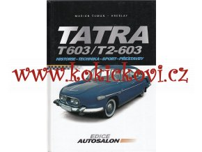 Tatra T 603 a T2 - 603