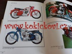 Jawa 500 OHC - Vývoj prototypy technika sport - Alois Pavlůsek -