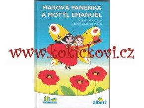 Václav Čtvrtek - Maková panenka a motýl Emanuel (2016)