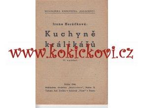 KUCHYNĚ KRÁLÍKÁŘŮ - IRENA HERÁČKOVÁ - 1944