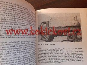 UŽITKOVÉ AUTOMOBILY V DATECH A ČÍSLECH I - ŠKODA 1202 - BARKAS - TATRA 805 - PRAGA A150 AJ