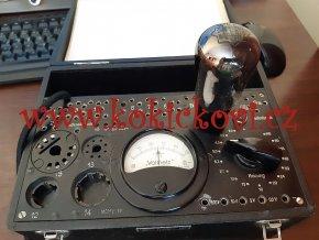 ELEKTRONKA TELEFUNKEN RE 134 PHILIPS B 409 - FUNKČNÍ ZMĚŘENÁ - SLABŠÍ