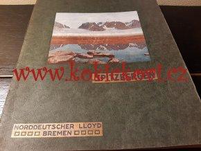 NORDDEUTSCHER LLOYD BREMEN - SPITZBERGEN - PHOTOS - 1910