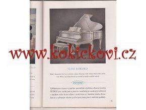KATALOG VÝROBKŮ ANT. PETROF - LUXUSNÍ DEKORACE - PRAVDĚPODOBNĚ 193?