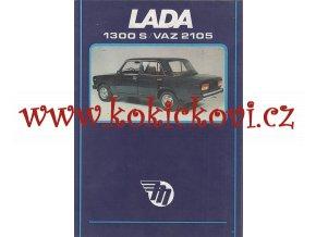 LADA 1300 S / VAZ 2105 - prospekt - Mototechna 1985