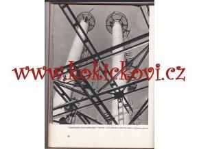Severočeský hnědouhelný revír ve fotografii 1966