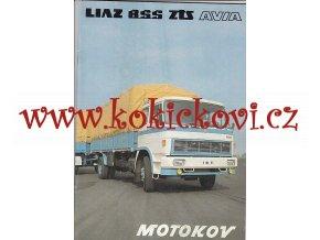 Liaz, BSS, ZTS, Avia - Praga V3S - prospekt - Motokov