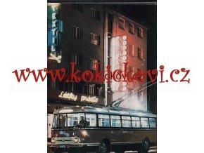 ŠKODA PLZEŇ REKLAMNÍ PUBLIKACE 1959 - NĚMECKY