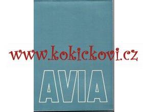 Avia Praha - Národní podnik Letňany 1919-1969 - monografie A4 - 120 stran -