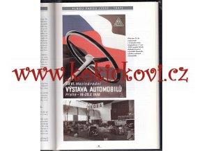 Autosalony v srdci Evropy 1904-2000