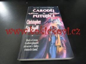 Čaroděj putující - 1996 - 294 stran pěkný stav