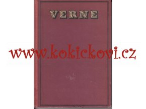 Honba za meteorem Verne, Jules, ill. Vaca