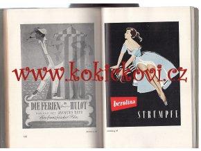 Deutsche Plakatkunst 1956 - KURT SCHIFNER - NĚMECKY - 183 STRAN