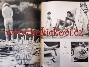 FOTOGRAFIE 1960 - Odborná revue umělecké fotografie, r. IV., č. 1-4, komplet, 1960