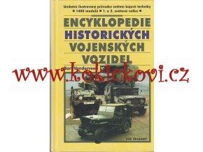 Encyklopedie historických vojenských vozidel