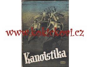 Kanoistika Kol. Autorů - 1954