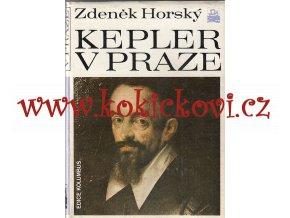 Kepler v Praze Horský, Zdeněk - 1980