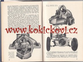 Luftgekühlte Fahrzeugmotoren - Julius Mackerle - TATRA 87 - TATRA 111 AJ.