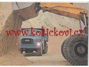 Tatra 148 S3 6 x 6 - prospekt - 4 str. A4 - texty česky - výborný stav