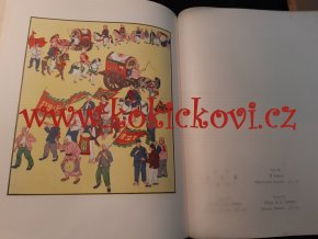 1950 CHINESE CHINA ARTWORK EXHIBITION PAINTING WOODCUT PROPAGANDA BOOK - Paintings, Woodcuts, e.g. New Year Pictures - mao tse tung