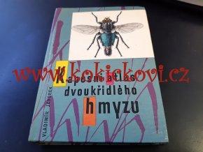 Kapesní atlas dvoukřídlého hmyzu - Javorek Vladimír - 1978