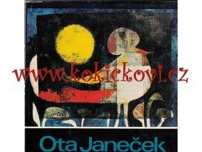 Ota Janeček Hartmann, Petr - 1973 - MONOGRAFIE