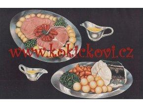 Teplá kuchyně Vrabec, Vilém - 1943 - 245 str. 4., rozšířené vydání