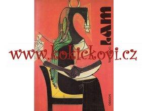 Wifredo Lam Max-Pol Fouchet - 1989 - 147 str. Odeon