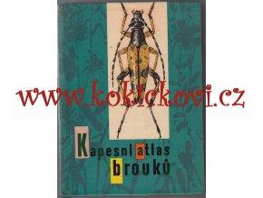 Kapesní atlas brouků Javorek, Vladimír - 1968