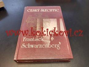 Český šlechtic František Schwarzenberg - 1990