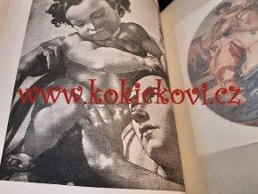 Michelangelo Buonarroti ROLLAND Romain - 1947 Rudolf Škeřík - Symposion edice ARS svazek č.1, 1947