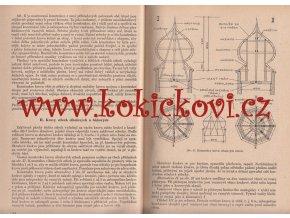 STAVITELSTVÍ II - SEVERIN 1955 - krovy - střešní konstrukce