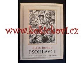 Psohlavci Jirásek, Alois, ill. Aleš, Mikoláš - 1950 - 190 str. SNDK