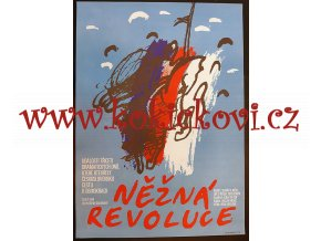 Něžná revoluce (Události třiceti dramatických dnů, které otevřely Československu cestu k demokracii - plakát A3