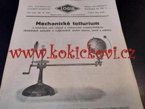 prospekt skolni pomucka tellurium akc tovarna logia praha smichov 101917841