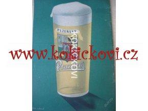 reklamni brozura plzensky prazdroj pivo rusky a5 357992