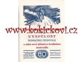 GARGOYLE MOBILOIL - VACUUM OIL COMPANY - BREITFELD DANĚK - VKLÁDANÁ REKLAMA DO ČASOPISU 1928