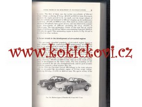 AIR-COOLED MOTOR ENGINES Julius Mackerle 1972 TATRA 603 PORSCHE