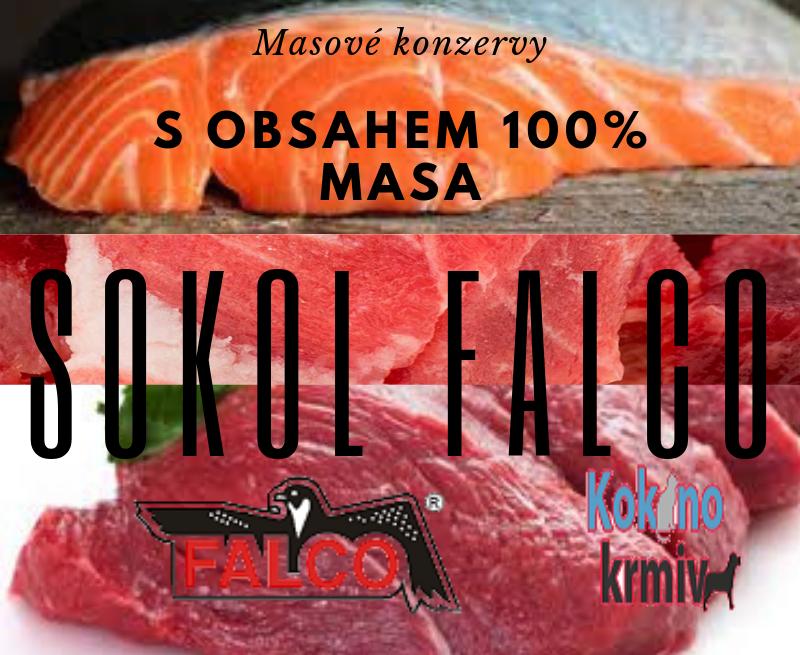 Konzervy Sokol Falco